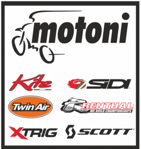 Motocross Parceiros- Motoni